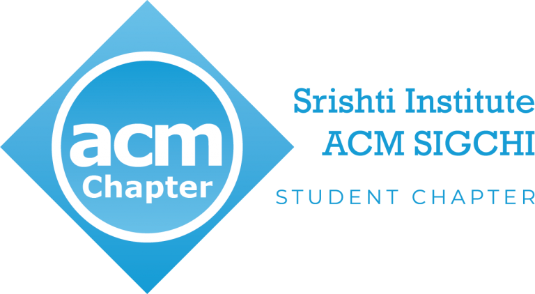 Srishti SIGCHI Chapter